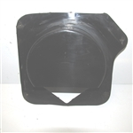 XJ6 Door Speaker Water Shield Left DAC3081