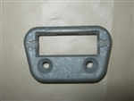 XJ6 Interior Mirror Base Plate - BAC4633