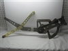 XJ6 Front Left Window Regulator - Brose - BAC4671