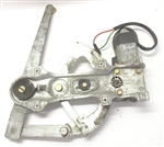 XJ6 Right Rear Window Motor and Regulator BAC4672