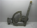XJ6 Right Rear Window Regulator - Brose- BAC4672