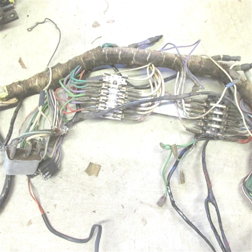 XJ6 Series 1 Bulkhead Wiring Harness C37313 on