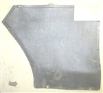 XJ6 Coupe Rear Quarter Cover Right BD46761