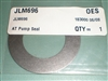 XJS Special Washer for Gearbox 1 mm - JLM696