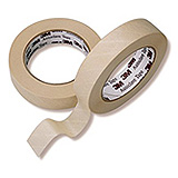 "3M COMPLY Indicator Tape For Steam, Lead Free, .70"" x 60 yds (18mm x 55m), 28/case. MFID: 1322-18MM"