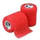 "3M COBAN Self-Adherent Wrap, 3"" x 5 yds, Red, 24/case. MFID: 1583R"