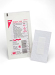 "3M MEDIPORE +Pad Soft Cloth Wound Dressing, 2 3/8"" x 4"", Pad Size 1"" x 2 3/8"", 50/box, 4 box/case. MFID: 3564"