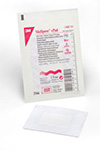 "3M MEDIPORE +Pad Soft Cloth Wound Dressing, 3½"" x 4"", Pad Size 1¾"" x 2 3/8"", 25/box, 4 box/case. MFID: 3566"