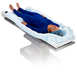 "3M BAIR HUGGER Model 545 Adult Underbody Warming Blanket, 74"" x 36"", 10/case. MFID: 54500"