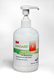 3M AVAGARD D Instant Hand Sanitizer Antiseptic Pump Bottle, 500mL, 12/case. MFID: 9222