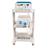 Bovie Specialist|PRO High Frequency Electrosurgical Generator, OB/GYN Total System Solution. MFID: A1250S-G