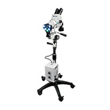 Colpo-Master II LED Colposcope, Binocular Zoom Head, 5 Leg Base. MFID: CS-205LED