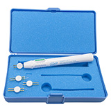 Aaron Bovie Change-A-tip Deluxe High-Temp Cautery kit with AA Size Handle. MFID: DEL1