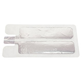 Aaron Bovie Disposable Split Adult Return Electrode (Grounding Pad) without cable, 50/box. MFID: ESRE