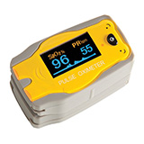 ADC ADIMALS Digital Pediatric Fingertip Pulse Oximeter. MFID: 2150