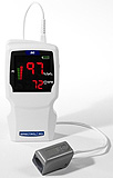 BCI Spectro2 20 Pulse Oximeter System with Adult Spot Check Sensor. MFID: WW1020EN