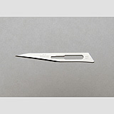 Aspen Bard-Parker Stainless Steel Blade, Sterile, Size 11, 50/box, 3 box/case. MFID: 371211