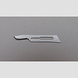 Aspen Bard-Parker Stainless Steel Blade, Sterile, Size 15, 50/box, 3 box/case. MFID: 371215
