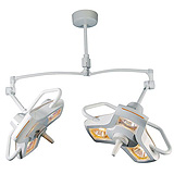 Burton AIM-200 Surgery Light, Double Ceiling Mount. MFID: A200DC