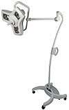 Burton AIM-200 Surgery Light with Floorstand. MFID: A200FL