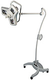 Philips Burton AIM-50 Procedure Light with Floorstand. MFID: A50FL