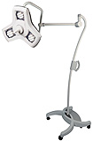 Philips Burton AIM LED Procedure Light with Floorstand. MFID: ALEDFL
