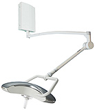 Philips Burton AIM LED Procedure Light with Wall Mount. MFID: ALEDW