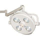 Burton APEX Major Surgery Light, Single Ceiling Mount (for 10 ft Ceiling). MFID: APXSC10