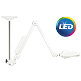 Philips Burton Nova LED Exam Light with Ceiling Mount. MFID: NXC