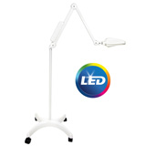 Burton Nova LED Exam Light with Floorstand. MFID: NXFL