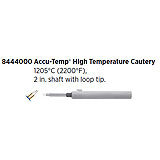 Accu-Temp High Temperature Cautery, 1205ºC (2200ºF), 2 in. shaft, Loop Tip. MFID: 8444000
