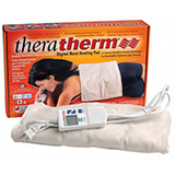 "TheraTherm Digital Moist Heating Pad- Medium Size: 14""x14"". MFID: 1031"