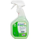 CLOROX Green Works All-Purpose Cleaner, Trigger Spray, 32 oz. MFID: 00456