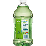 CLOROX Green Works All-Purpose Cleaner, Refill Bottle, 64 oz. MFID: 00457