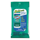CLOROX Disinfecting Wipes, To Go, Fresh Scent. MFID: 01665