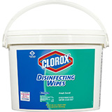 CLOROX Disinfecting Wipes Bucket, Fresh Scent, 700 ct. MFID: 31547