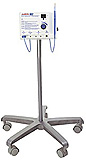 Conmed Telescopic Mobile Stand for Hyfrecator 2000. MFID: 7-900-1