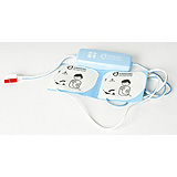Cardiac Science Pediatric Defibrillation Electrodes, Use w/ powerheart or CardioVive AEDs. MFID: 9730-002