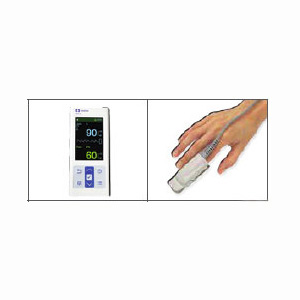 COVIDIEN NELLCOR Pulse Oximeter with Adult Durasensor Reusable Sensor   MFID: PM10N-NA ##Promotion Available- Limited Time##