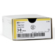 "Covidien Plain Gut Suture, Reverse Cutting, Size 4-0, 18"", Needle C-13, 3/8 Circle. MFID: SG752"