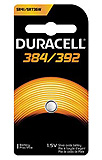 DURACELL Medical & Electronic Battery, Silver Oxide, Size 384/392, 1.5V, 6/bx, 6 bx/cs. MFID: D384/392PK