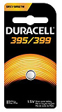 DURACELL Medical & Electronic Battery, Silver Oxide, Size 395/399, 1.5V, 6/bx, 6 bx/cs. MFID: D395/399PK