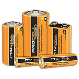 DURACELL PROCELL Battery, Lithium, Size DL2450, 3V, 6/bx. MFID: DL2450BPK