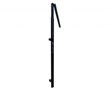 "DETECTO Height Rod Stadiometer, Wall Mount, Height Range: 30 to 78"" (76 to 200 cm). MFID: 3PHTROD-WM"