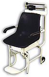 Detecto Mechanical Dual Reading Chair Scale (400 lb/175 kg). MFID: 4751