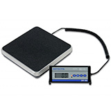 DETECTO High Capacity Portable Digital Platform Scale, 550 lb / 250 kg. MFID: DR550C