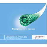 "Ethicon ETHIBOND EXCEL Suture, Straight Cutting Needles, KS, 30"", Size 3-0, 3 dozens. MFID: X622H"