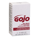 GOJO SPA BATH Body & Hair Shampoo, 2000mL Refill for GOJO NXT Dispenser. MFID: 2252-04