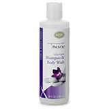 PROVON Ultimate Shampoo & Body Wash, 8 fl oz Squeeze Bottle. MFID: 4227-48