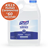 PURELL Healthcare Surface Disinfectant, 1 Gallon Refill Bottles. MFID: 4340-04